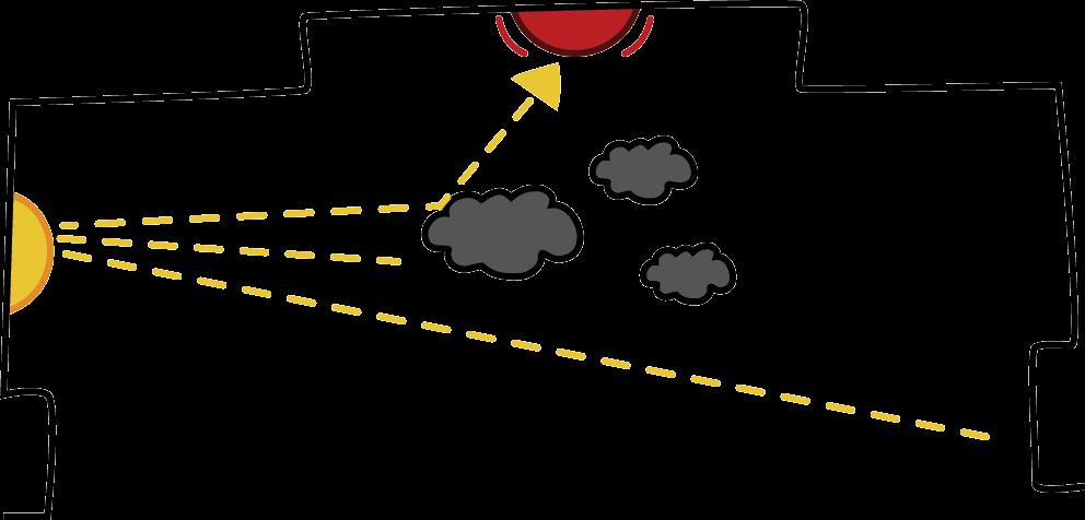 Die Funktionsweise eines Rauchwarnmelders