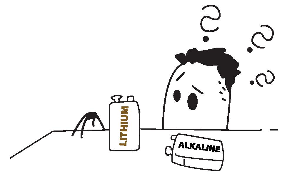 Welche Batterien für Funkrauchmelder