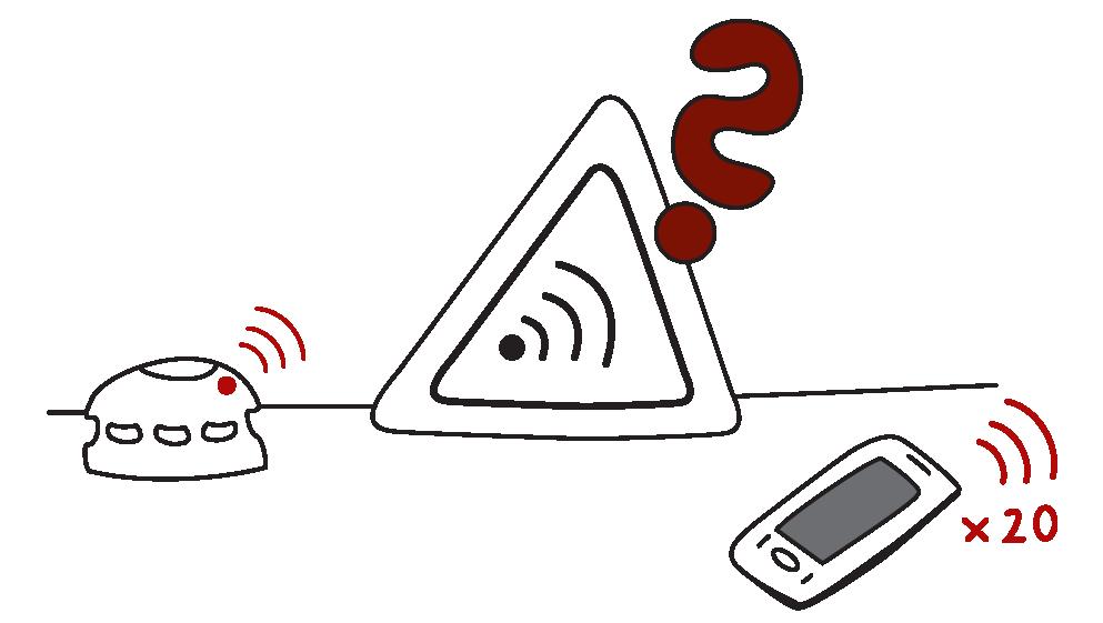 Wie schädlich sind Funkrauchmelder