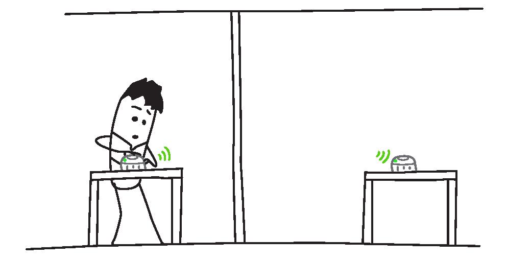 Wie vernetze ich Funkrauchmelder